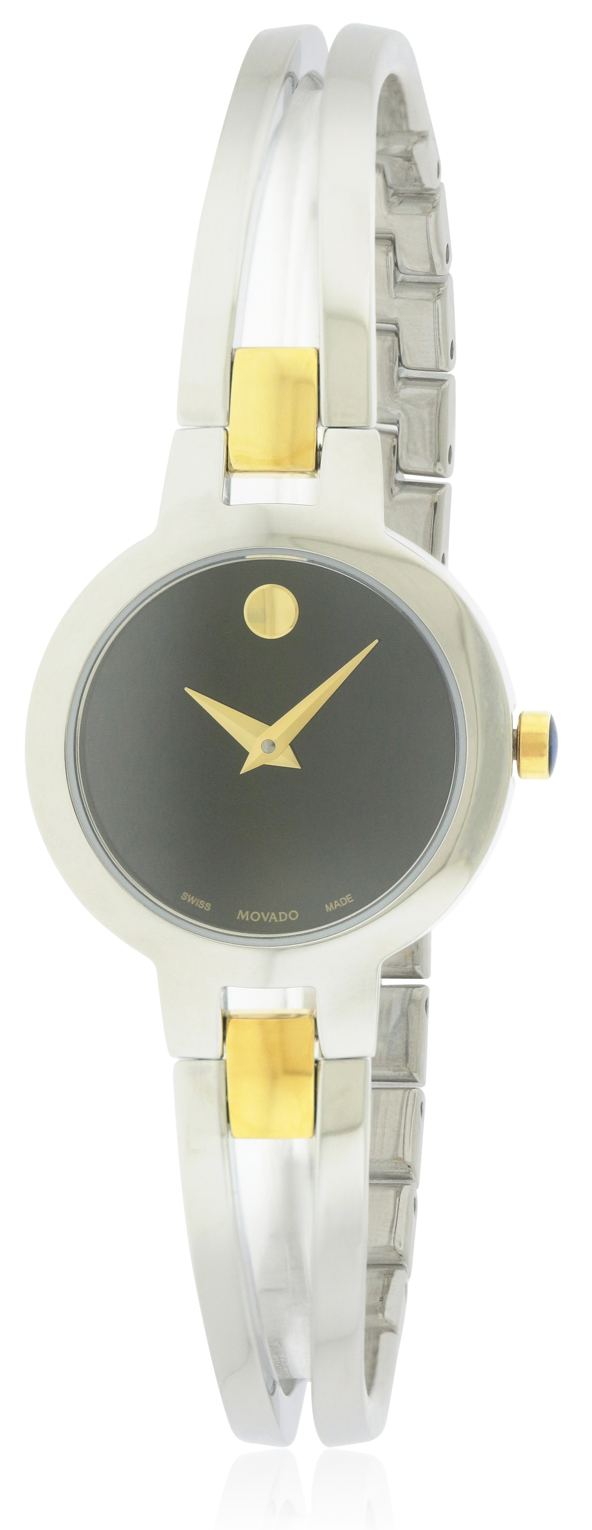 jewelry esq women movado on overstock product womens orders watches s free over by watch shipping