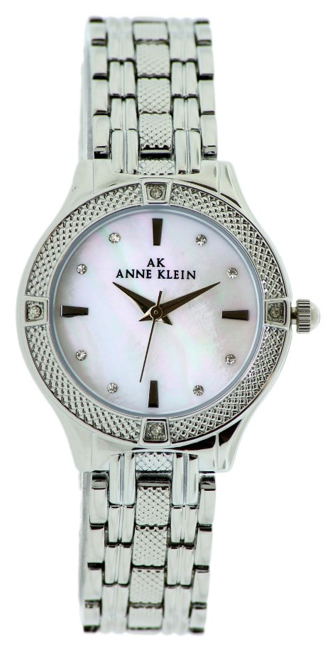 Anne Klein Crystal Ladies Watch 10-9697MPSV