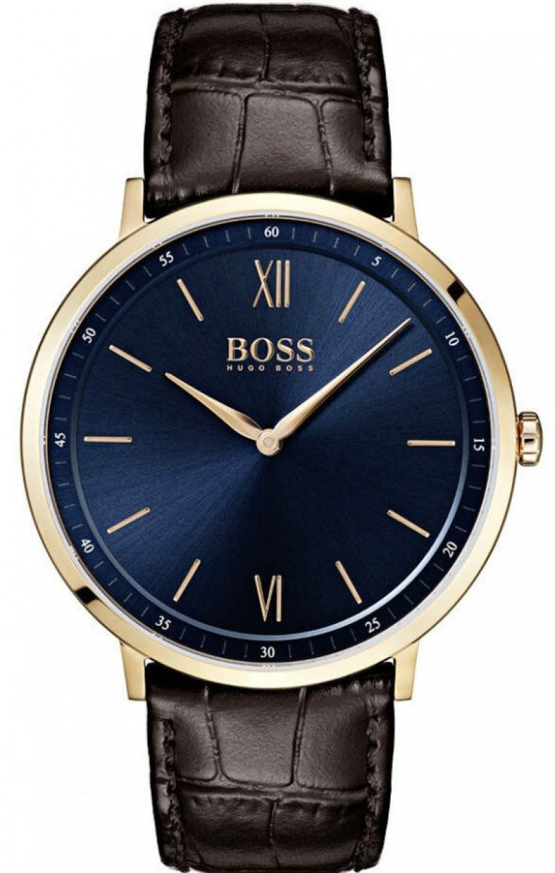 Hugo Boss Essential Leather Mens Watch 1513661