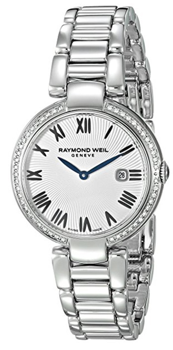 Raymond Weil Shine Stainless Steel Ladies Watch 1600-STS-00659