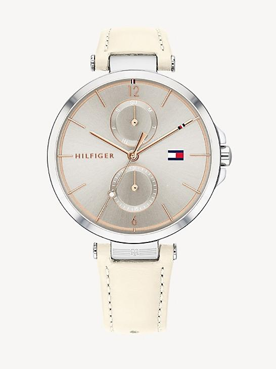 Tommy Hilfiger  Leather Ladies Watch 1782123