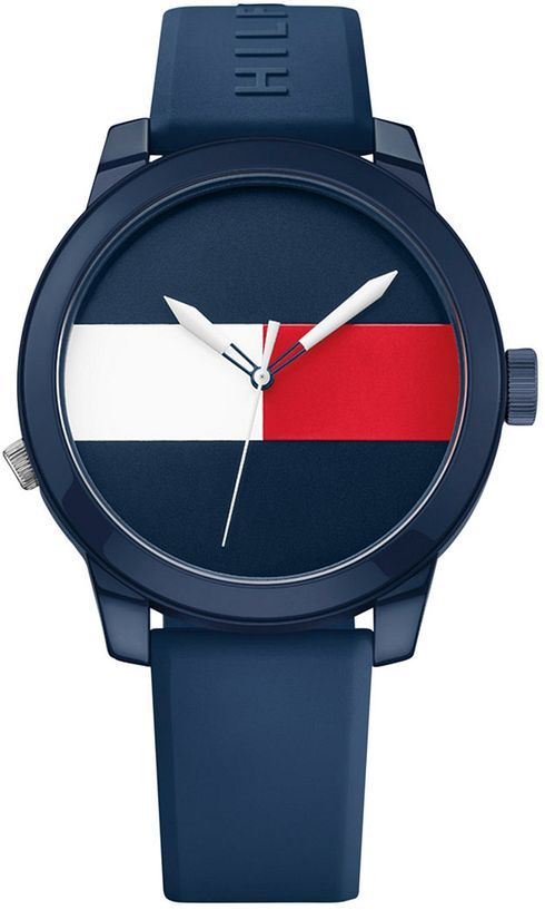 Tommy Hilfiger Cool Sport Silicone Mens Watch 1791322
