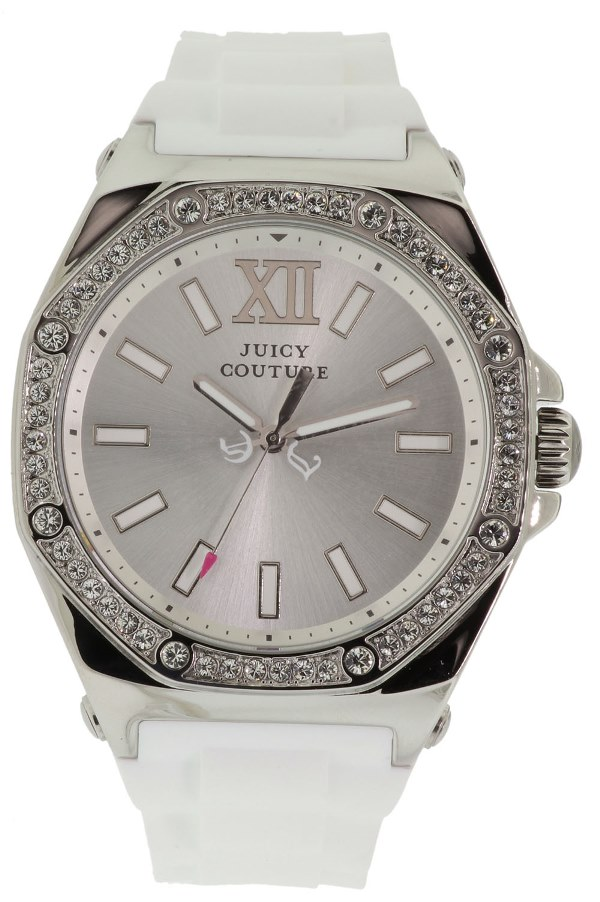 Juicy Couture Silicone Ladies Watch 1901031
