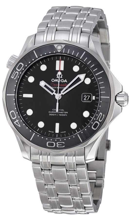 Omega Seamaster Automatic Mens Watch 21230412001003