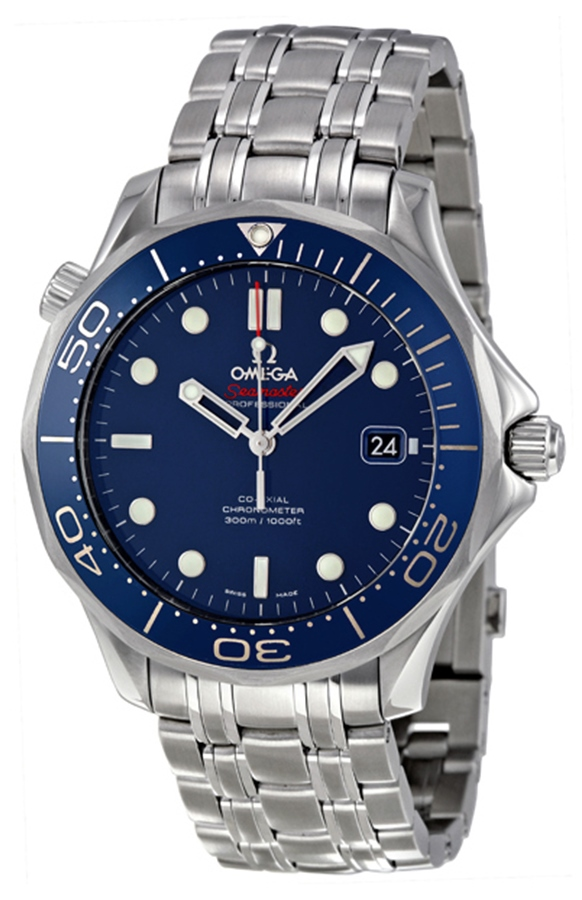Omega Seamaster Automatic Mens Watch 212.30.41.20.03.001