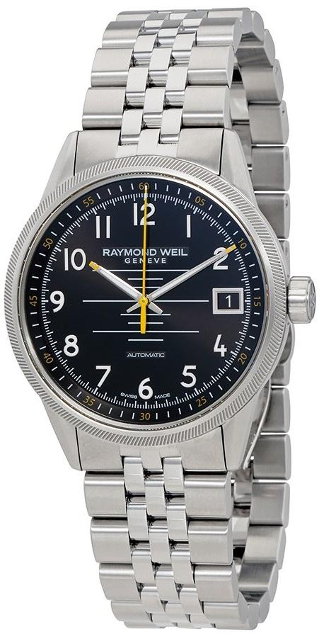 Raymond Weil Freelancer Stainless Steel Automatic Mens Watch 2754-ST-05200