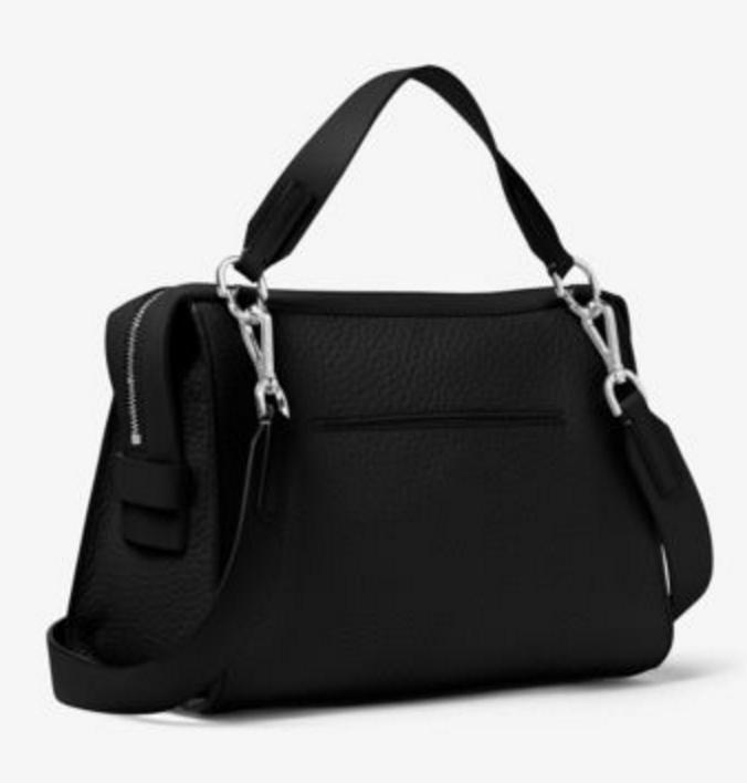 4f2f34b93b62 Michael Kors Ingrid Medium Shoulder Bag - Black - 30T6SIGL2L-001 ...