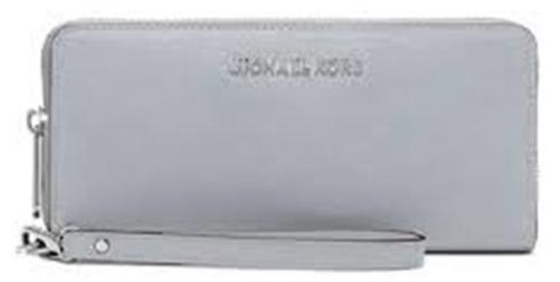 Michael Kors Adele Double Zip Wallet - Cement - 32H5SAFZ1L-092