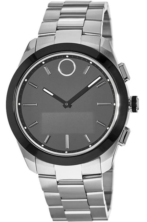 Movado Bold Motion Connected II Mens Smart Watch 3660013