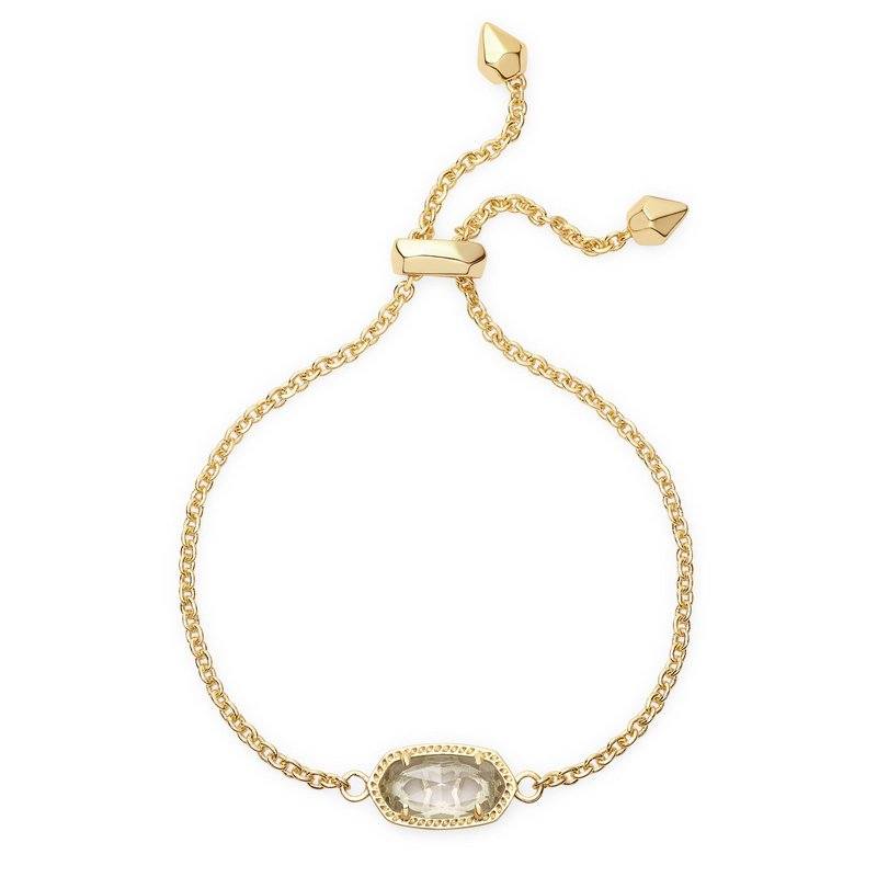 Kendra Scott Elisa Gold Pendant Necklace in Drusy - 4217715350