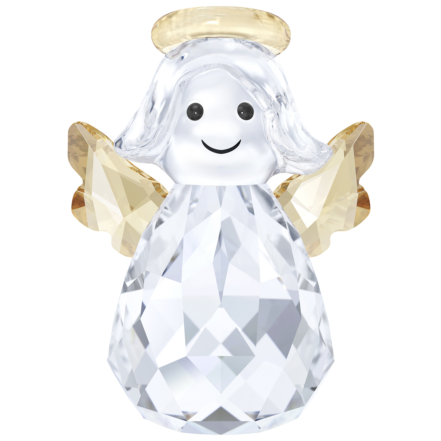 Swarovski Crystal  Rocking Angel Figurine  - 5287215
