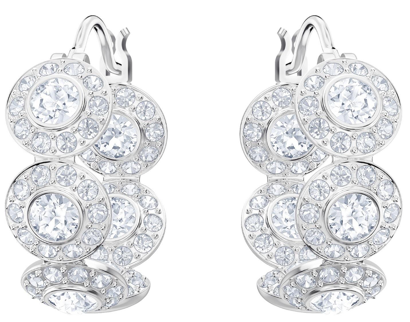 a26cffacc Swarovski Angelic Pierced Hoop Earrings - 5418269