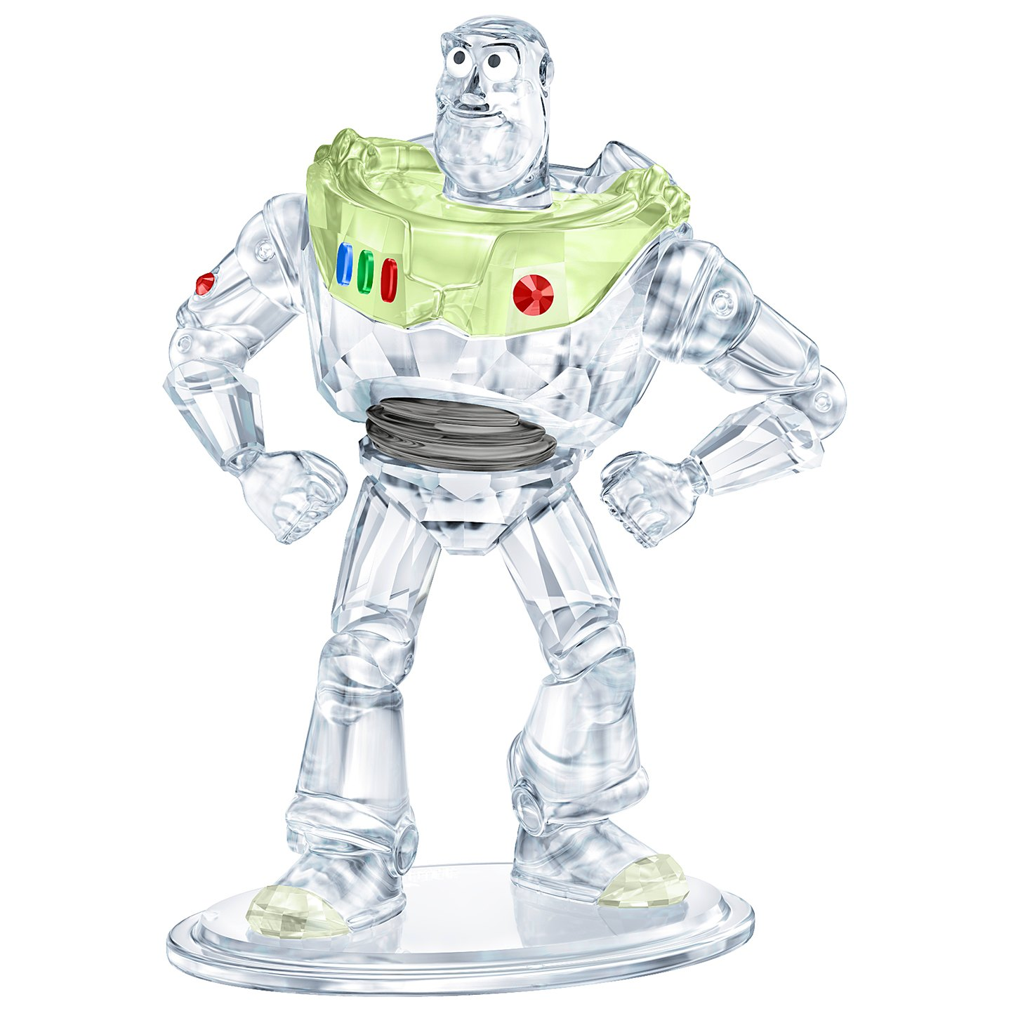 Swarovski Buzz Lightyear Figurine