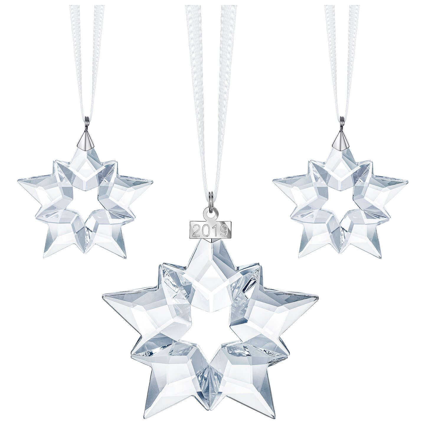Swarovski Christmas Set 2019 Ornament