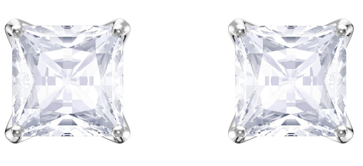 8fe09a596 Swarovski Angelic Pierced Hoop Earrings - 5418271. $89.00. Swarovski  Attract Pierced Stud Earrings - 5430365