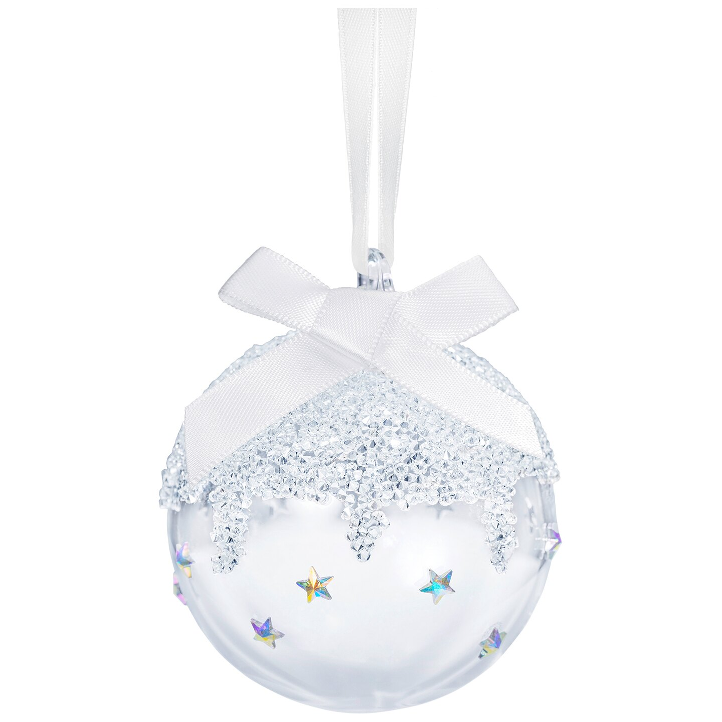 Swarovski Christmas Ball Ornament - Small
