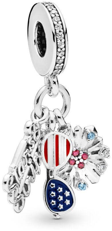 PANDORA American Icons Dangle Charm