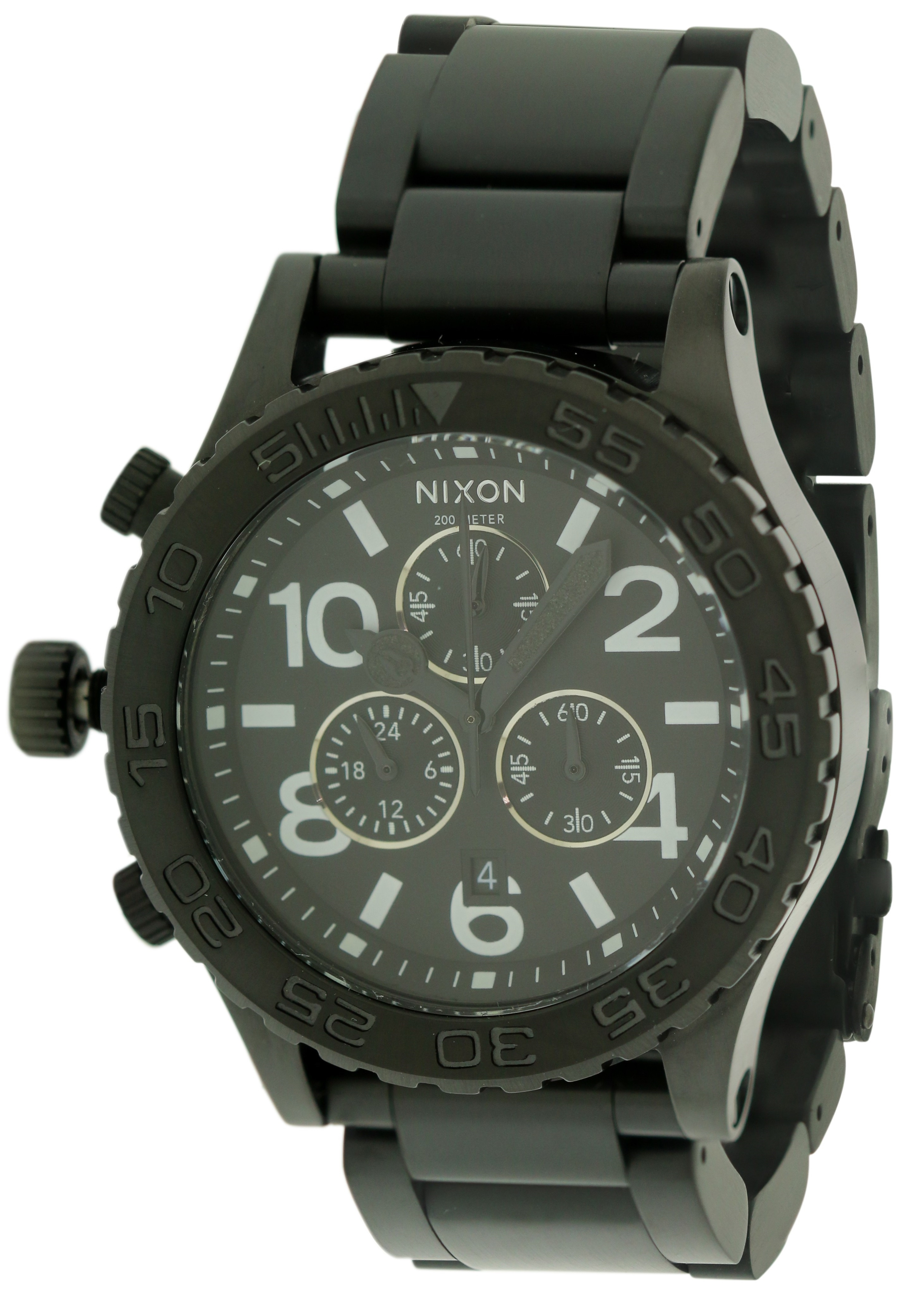 Nixon Stainless Steel Unisex Watch A037001-00