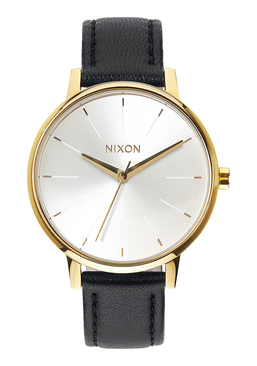 Nixon Kensington Leather Ladies Watch A1081964-00