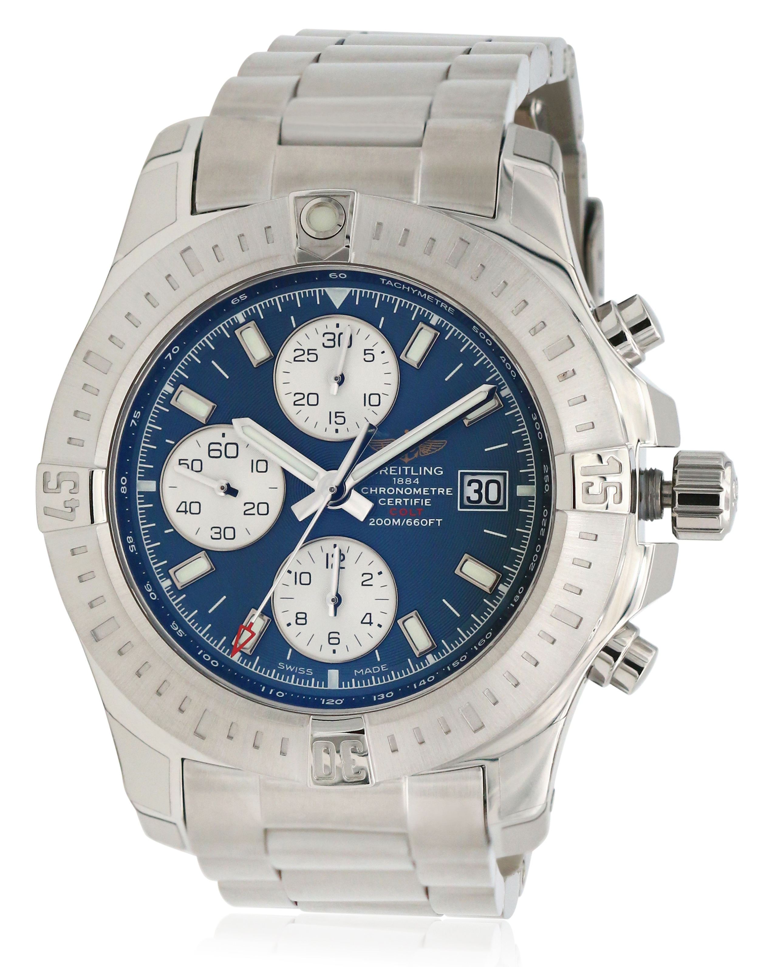 Breitling Colt Chronograph Automatic Mens Watch A13388111C1A1