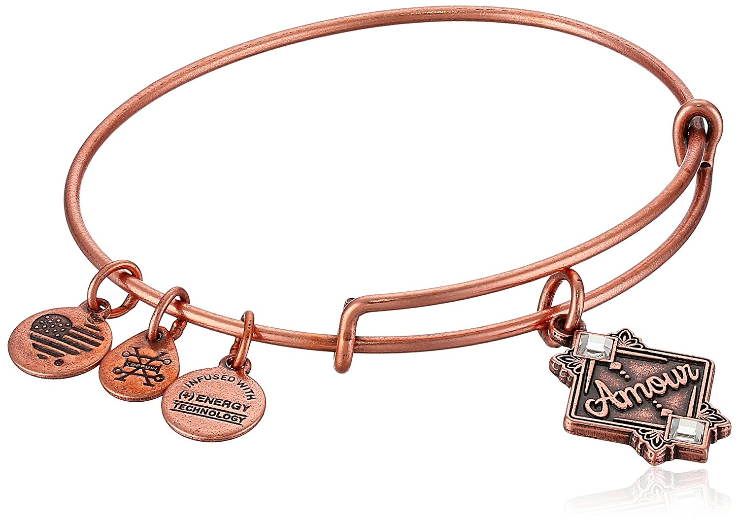 Alex And Ani Amour EWB - ROG - A18EBAMROG