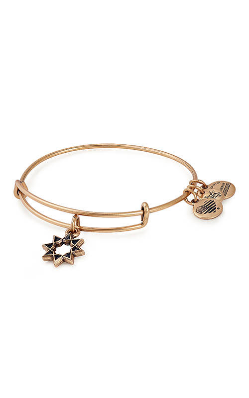 Alex And Ani 8-Point Star Bangle - A18HOL10RG