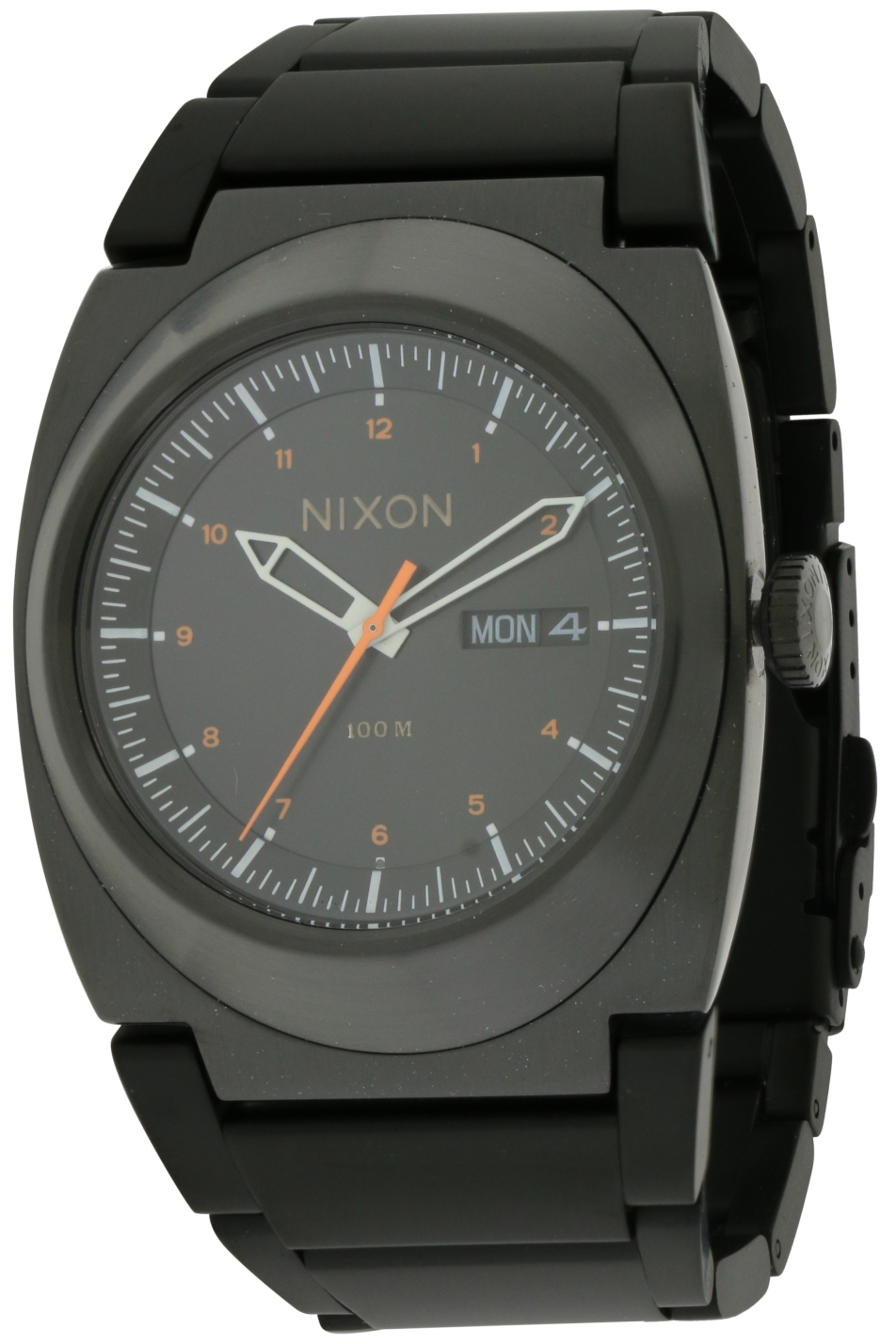 Nixon The Don Black Mens Watch A358577-00