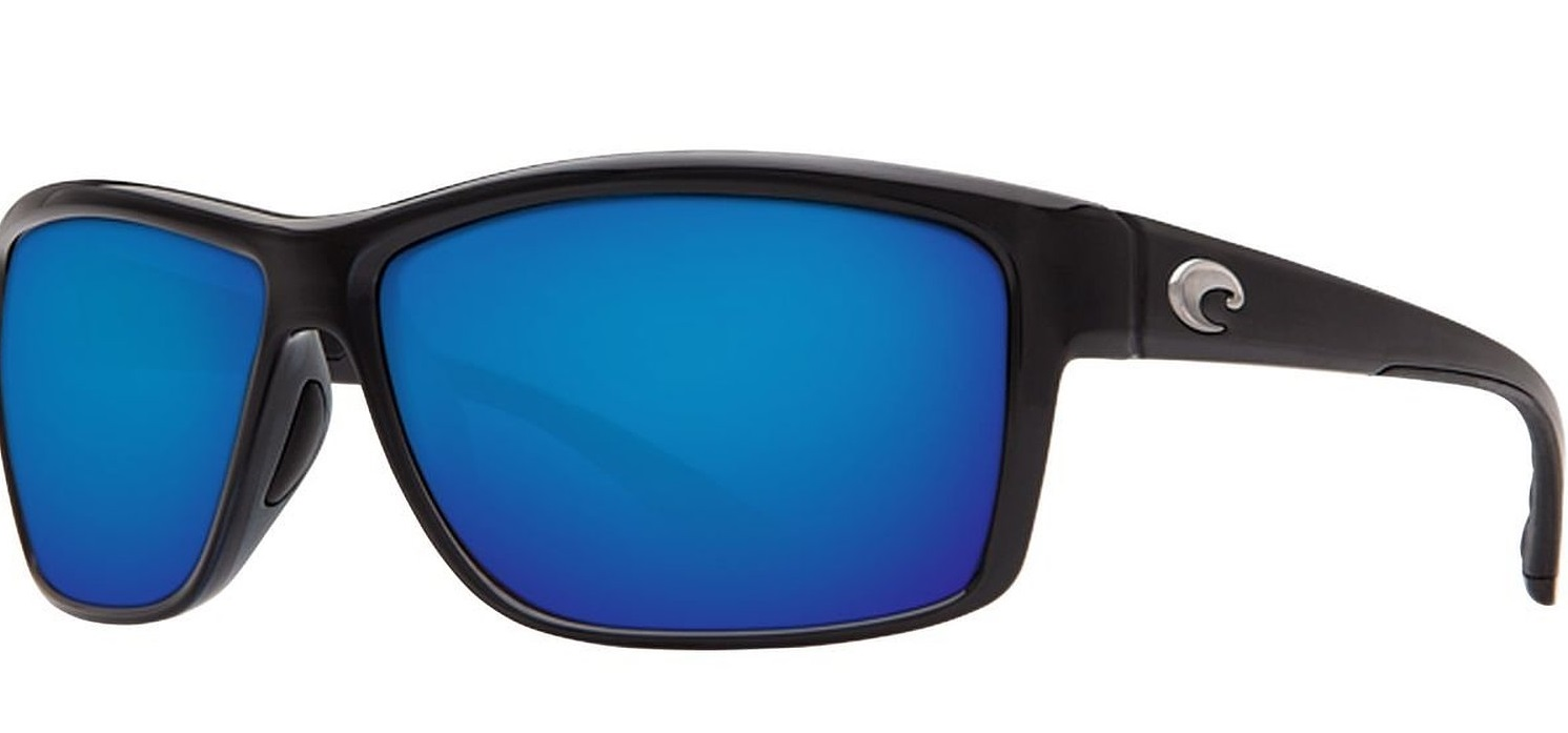 Costa Del Mar Mag Bay Polarized Tortoise Sunglasses - AA-10-OBMGLP
