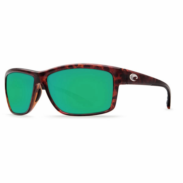 Costa Del Mar Mag Bay Polarized Tortoise Sunglasses - AA-10-OGMGLP