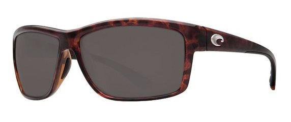 Costa Del Mar Mag Bay Polarized Tortoise Sunglasses - AA-10-OGP