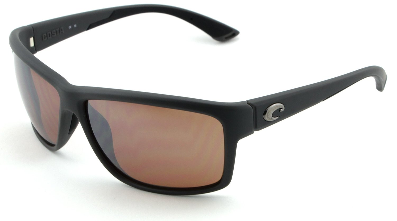 Costa Del Mar Mag Bay Polarized Matte Gray Sunglasses - AA-98-OSCP