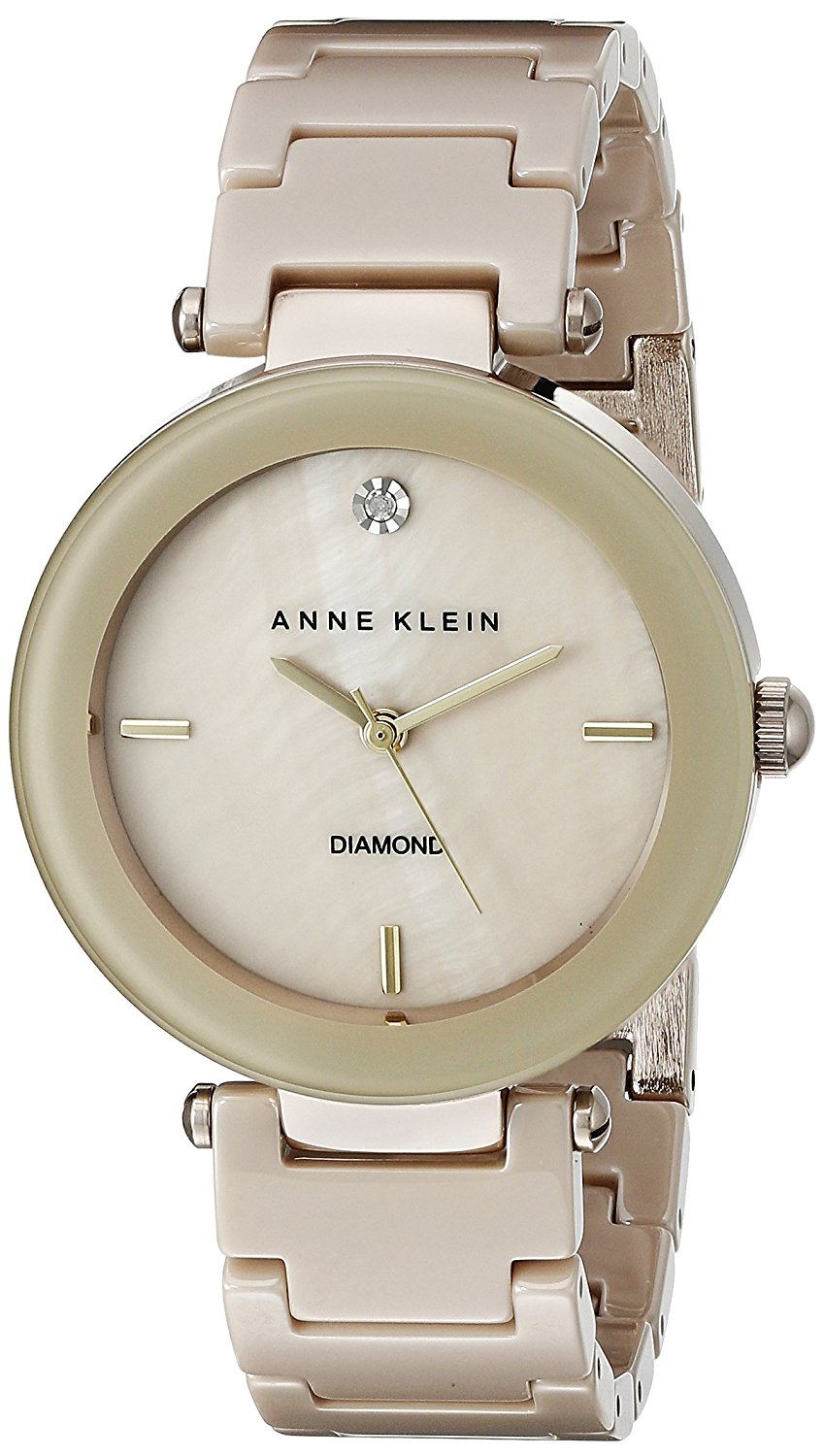 Anne Klein Ceramic Ladies Watch