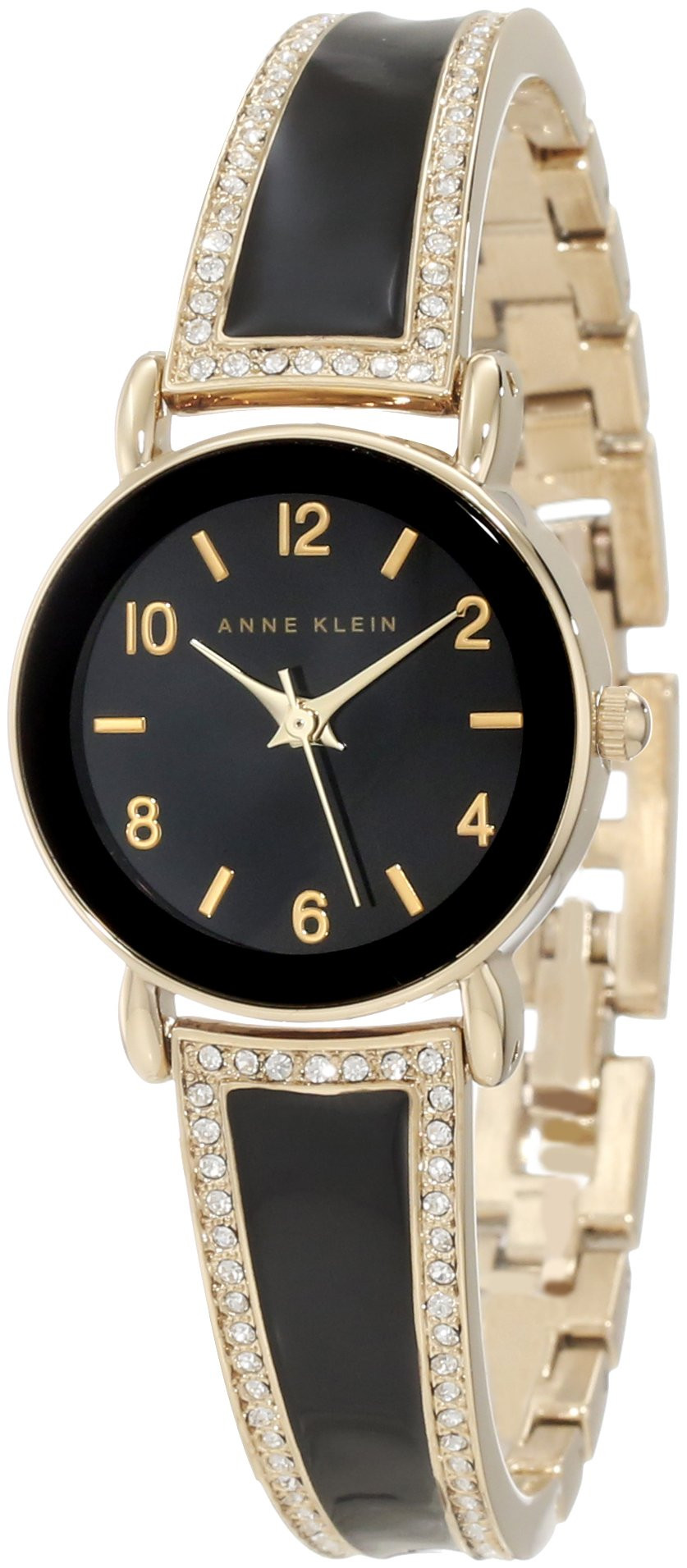 Anne Klein Alloy Ladies Watch AK-1028BKGB