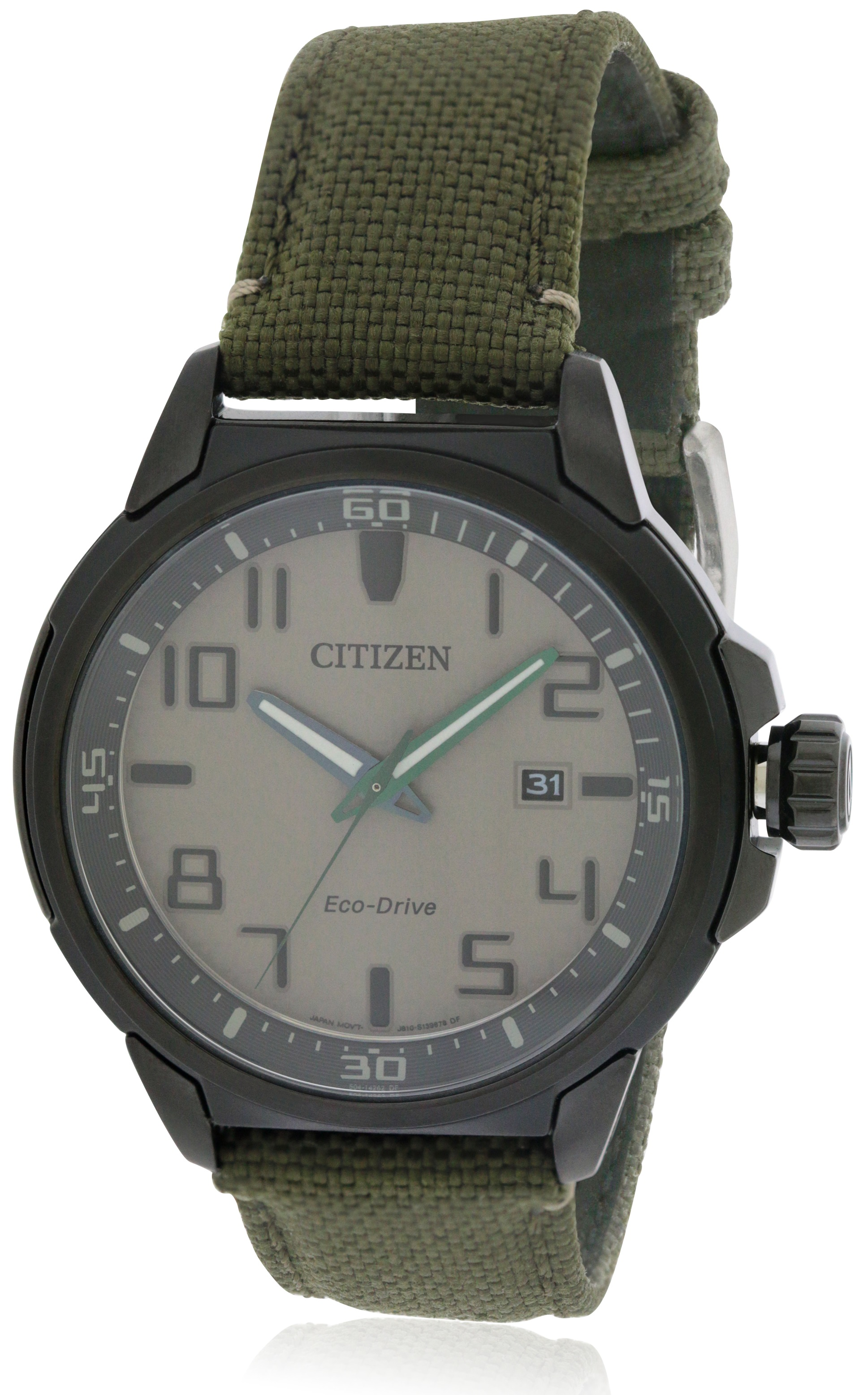 Citizen Drive AR Nylon Mens Watch AW1465-14H