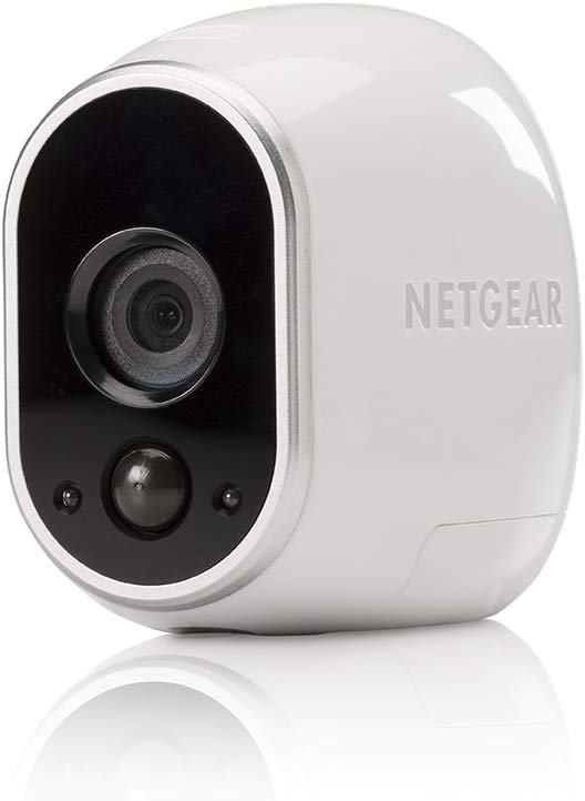 Arlo Add-on Camera with Motion Detection Indoor/Outdoor HD VMC3030 (Refurbished)