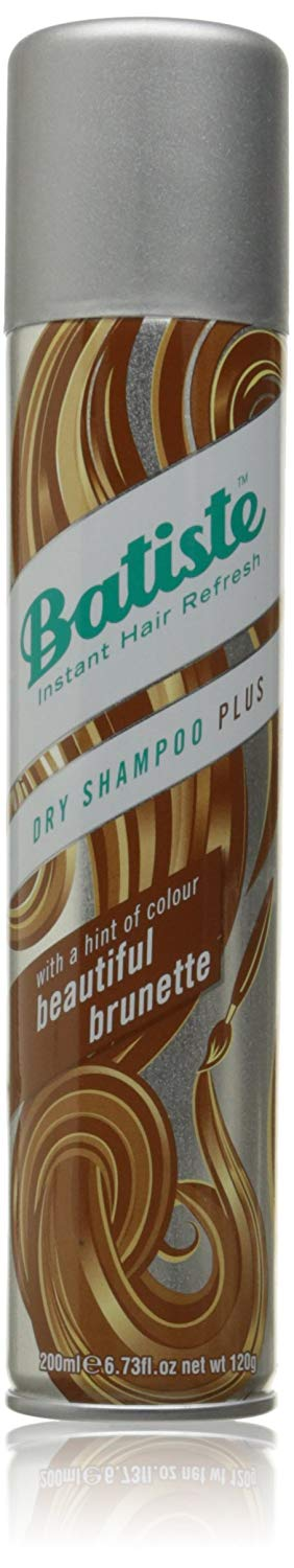 Batiste Dry Shampoo - Beautiful Brunette 6.73 Ounce (199ml) (3 Pack)