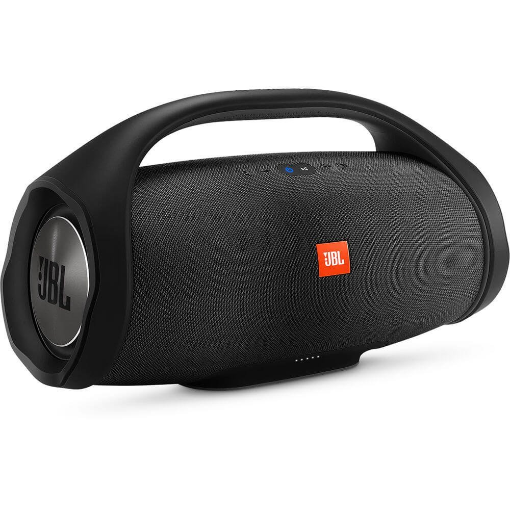JBL Boombox Portable Bluetooth Waterproof Speaker - Black