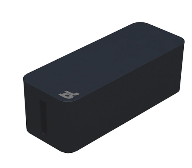 Bluelounge CableBox - Black - Cable Management - CB-01-BL