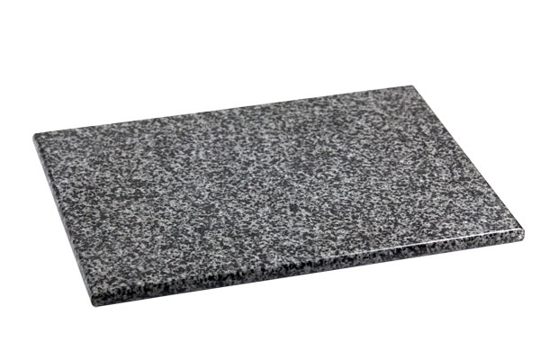 12 inches x 16 inches Granite Cutting Board - Black