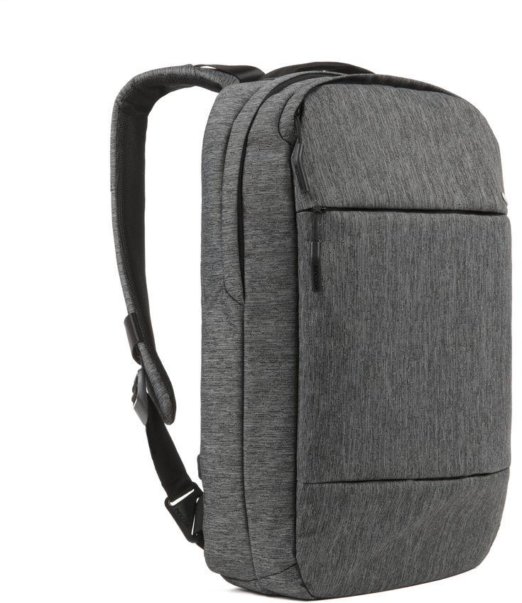 Incase City Collection Compact Backpack (Black/Grey)