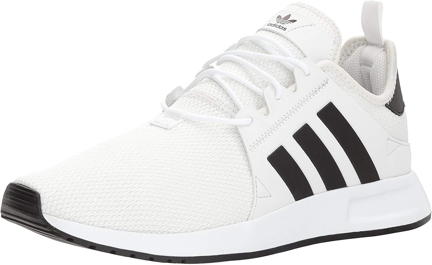 adidas Originals Mens X_PLR Running Shoe - Tint/Black/White - 8.5
