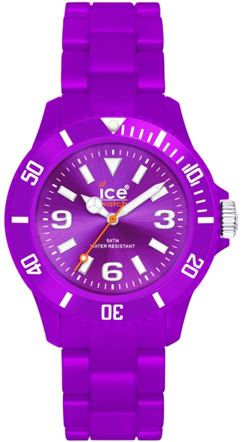 Ice-Watch Ice-Classic Solid Big Purple Mens Watch CSPEBP10