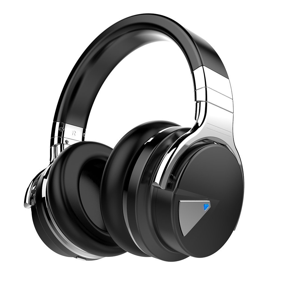 COWIN E7 Wireless Bluetooth Headphones with Mic - E7-BASIC