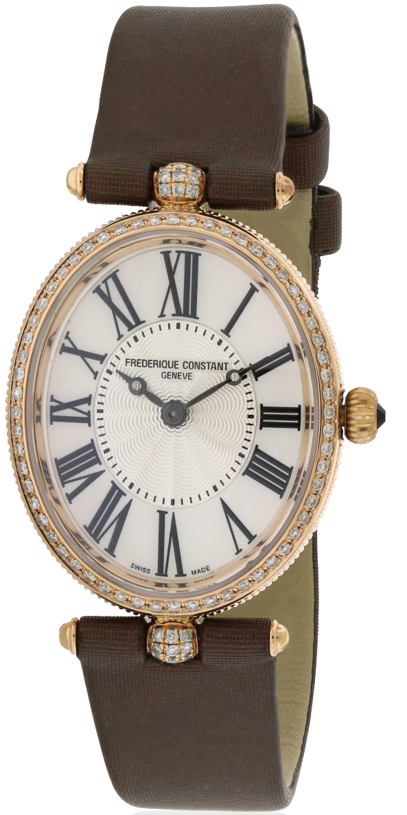 Frederique Constant Art Deco Ladies Watch FC-200MPW2VD9