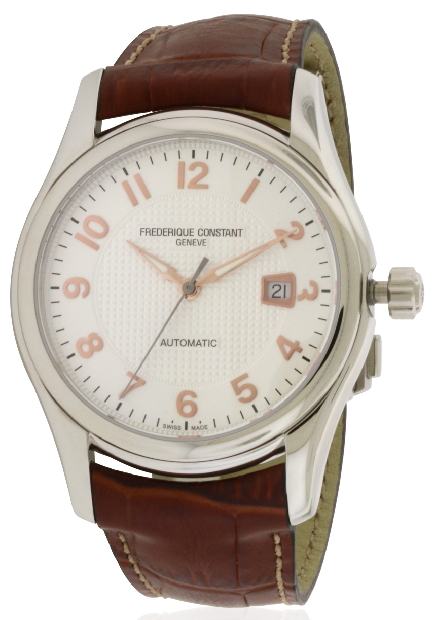 Frederique Constant Runabout Automatic Mens Watch FC-303RV6B6