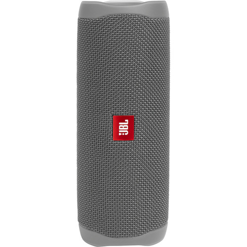 JBL Flip 5 Waterproof Bluetooth Speaker - Gray