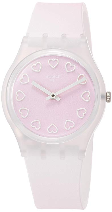 Swatch All Pink Ladies Watch GE273