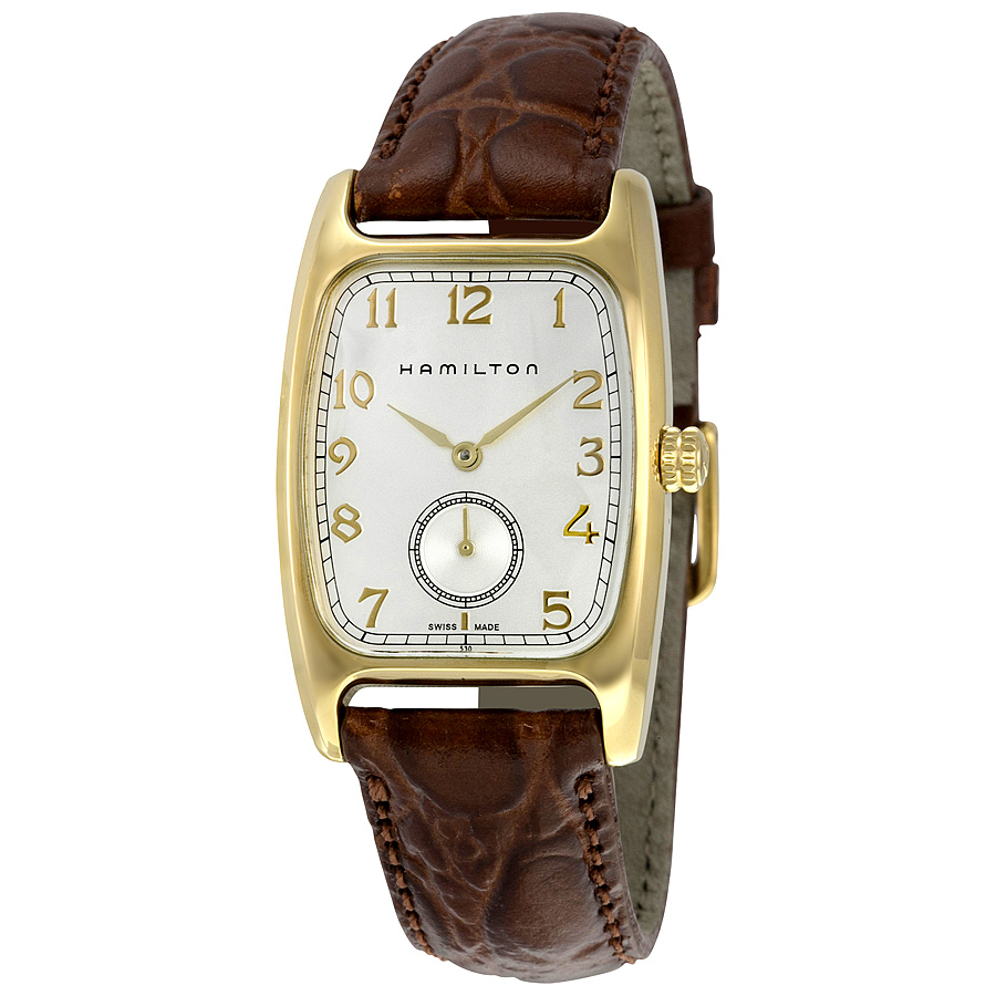 Hamilton Boulton Mens Watch H13431553