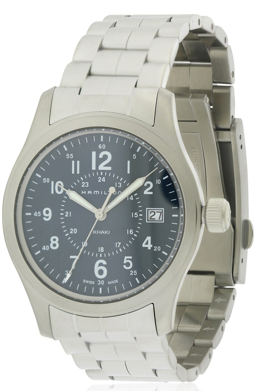 Hamilton Khaki Field Stainless Steel Mens Watch H68201143