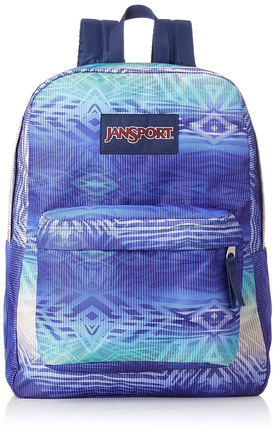 JanSport SuperBreak Backpack - Optic Voyage - JS00T50149W